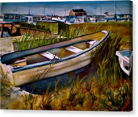 August Afternoon Canvas Print