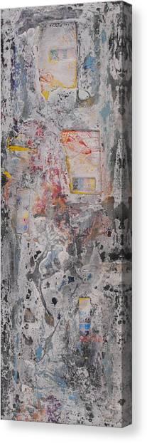 Aura Bodies Canvas Print by Ralph Levesque