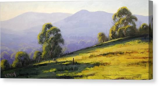 Australian Canvas Print - Australian Landscape by Graham Gercken