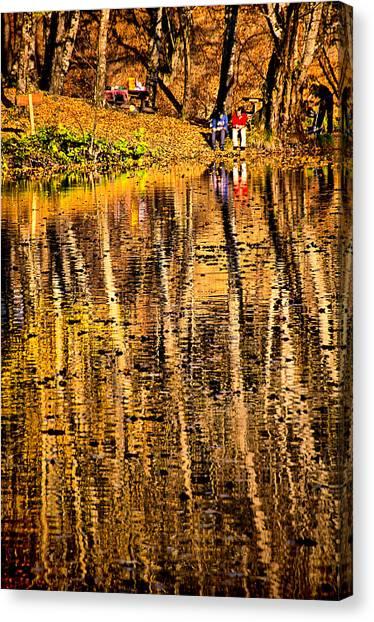 Autumn - 2 Canvas Print