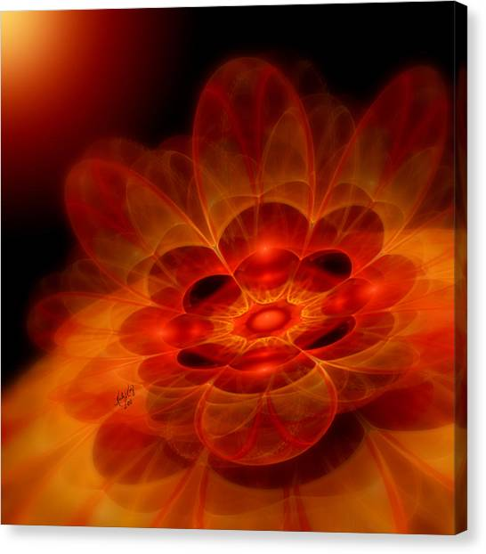Autumn Awakening Canvas Print