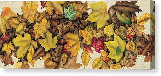 Maple Season Canvas Print - Autumn Splendor by JQ Licensing