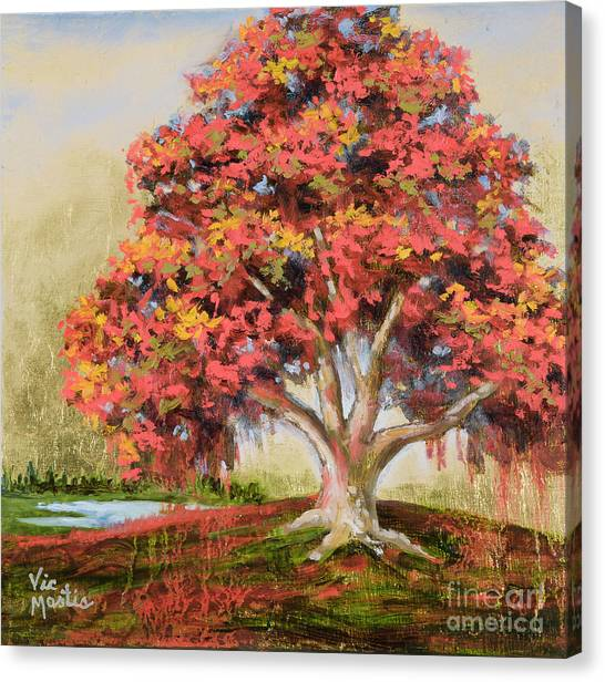 Autumn's Delight Canvas Print