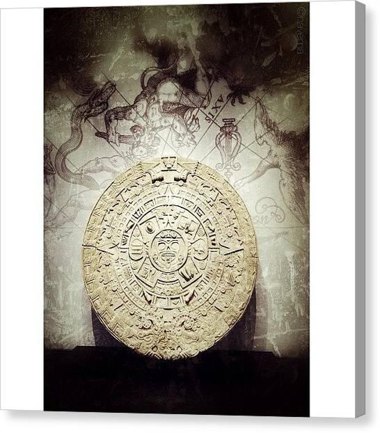 Mexican Canvas Print - 'avarice' By Fernando Mastrangelo by Natasha Marco
