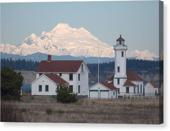 Awesome View Canvas Print