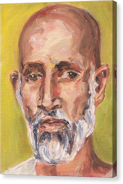 Babji Canvas Print by Sophie Brunet