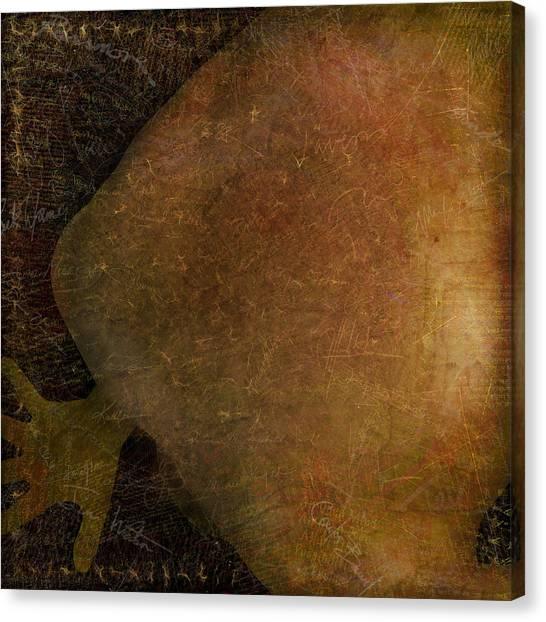 Backmarks #1 Canvas Print