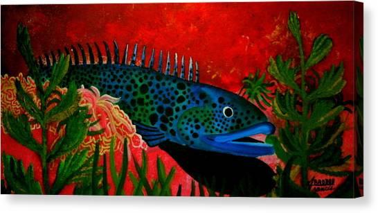 Badbluefish Canvas Print