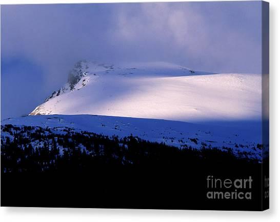 Banff National Park 2 Canvas Print by Terry Elniski