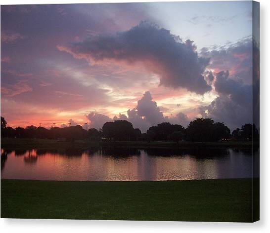Believe It Or Not Canvas Print