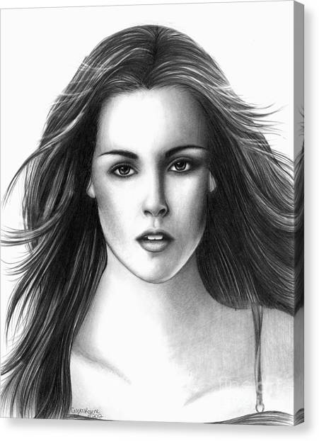 Bella Swan Canvas Print