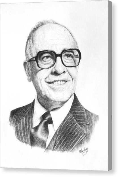 Bill Harvey Canvas Print