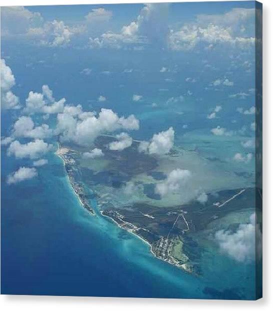 Bahamas Canvas Print - Bimini #bimini #bahamas #islandtime by Dan Piraino