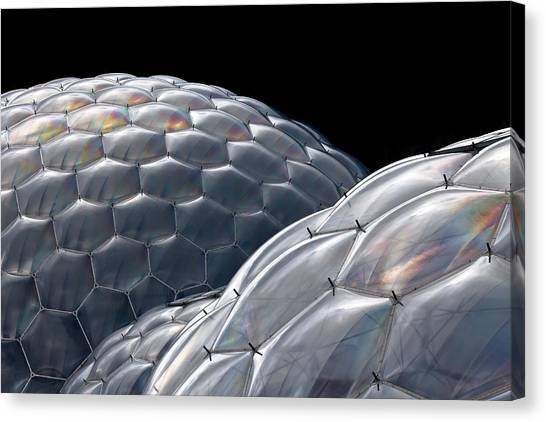 Biomes Canvas Print by Justin Albrecht
