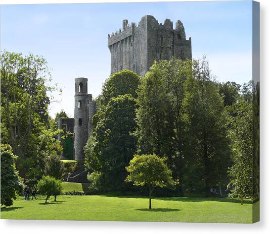 Blarney Castle - Ireland Canvas Print