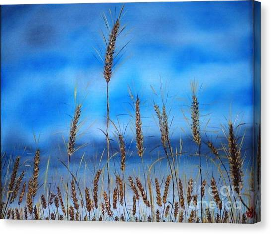 Blessed Seeds Collection-  Canvas Print