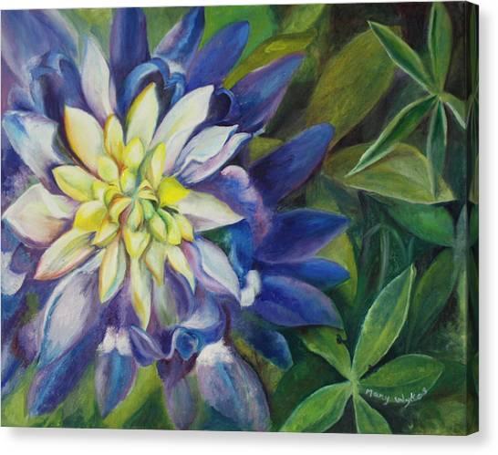 Bluebonnet Daze Canvas Print