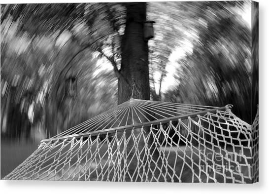 Blurry Still Canvas Print by Scott Allison