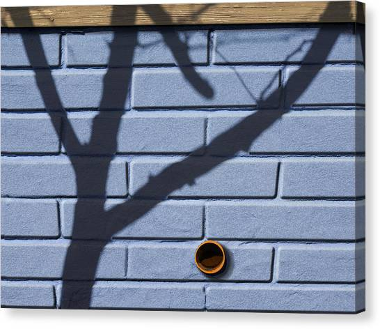 Drain Pipe Canvas Print - Boo by Paul Wear