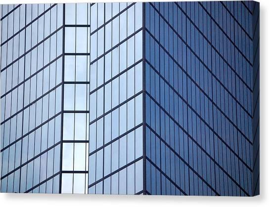 Boston Squares Canvas Print