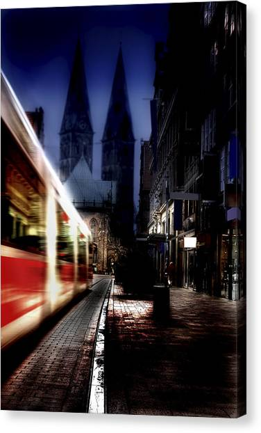 Bremen Canvas Print