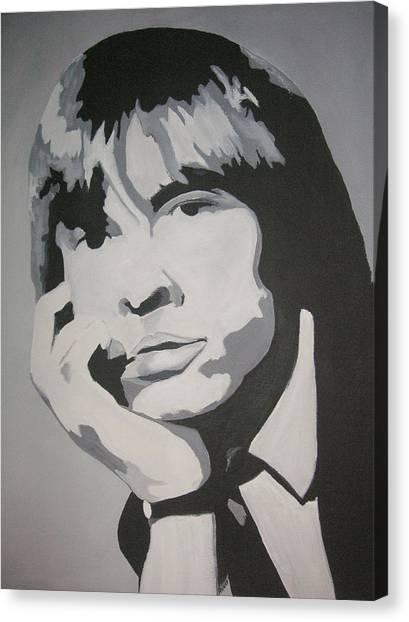 Brian Jones Canvas Print