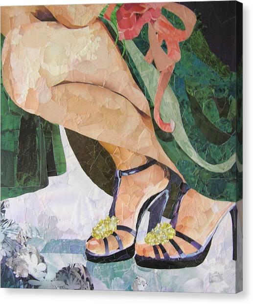 Bridesmaid Canvas Print