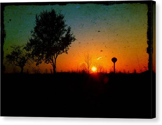 Appleton Canvas Print - Bring On The Day by Joel Witmeyer