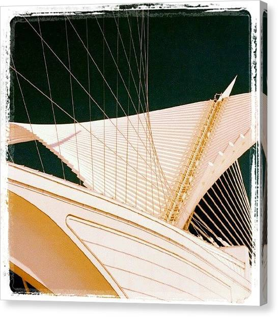 Wisconsin Canvas Print - Brise Soleil Impressions by Editor J