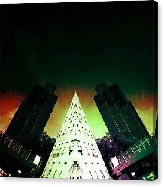 Romanticism Canvas Print - #bronx #pyramids #mystical by Radiofreebronx Rox