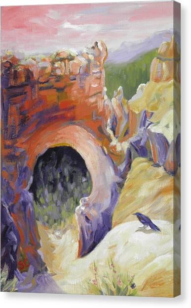 Bryce Canyon Light Utah Canvas Print