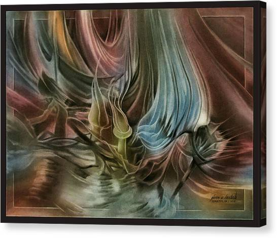 Budscomp 2010 Canvas Print
