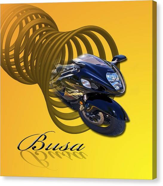 Busa Canvas Print