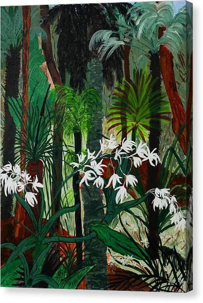 Bush Beauty Canvas Print