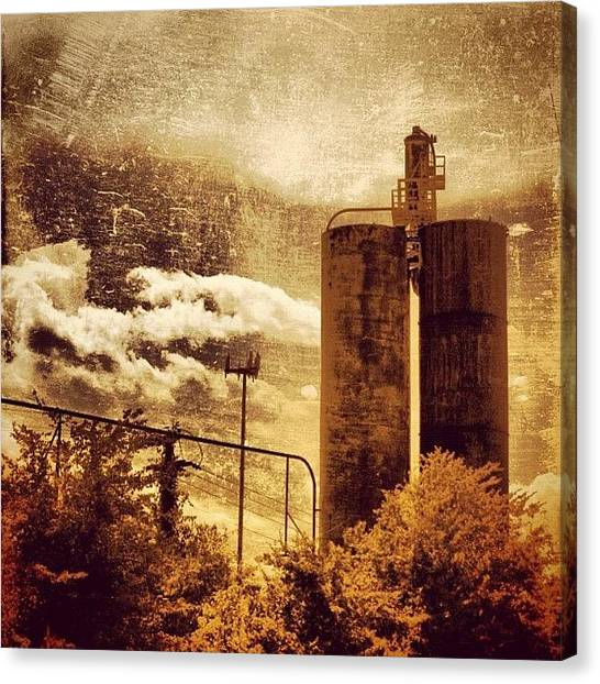 Arkansas Canvas Print - by The Wayside #ig #igers #ighub by Roger Snook