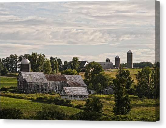 Cadis Farm Canvas Print