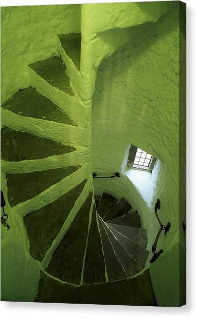 Cahir Castle, County Tipperary, Ireland Canvas Print by Richard Cummins