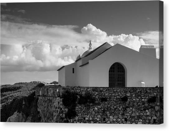 Capela Do Baleal Canvas Print