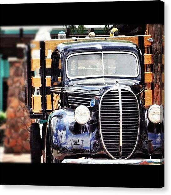 Lucky Canvas Print - #car #cool #follow #nice #gorgeous by Denisse Luna