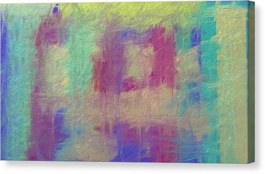 Caribbean Light Canvas Print by Sula Chance