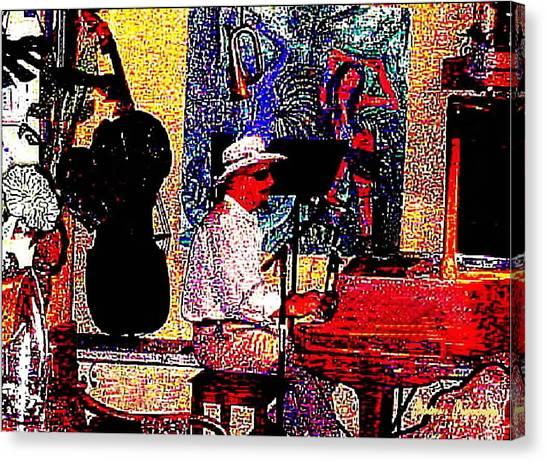 Casanova Canvas Print