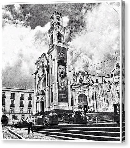 Korean Canvas Print - Catedral Metropolitana De Xalapa by Arturo Jimenez