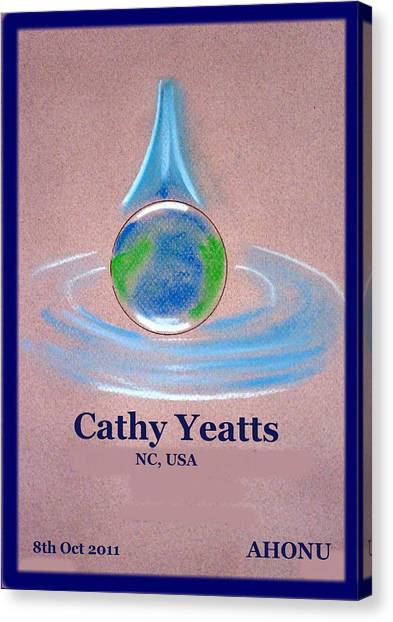 Cathy Yeatts Canvas Print