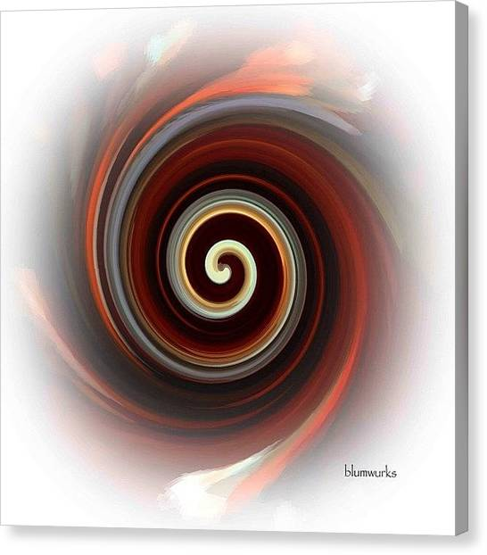 Ignation Canvas Print - Caught by Matthew Blum