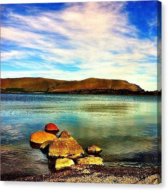 Argentinian Canvas Print - Caviahue #patagonia #argentina by Martin Endara