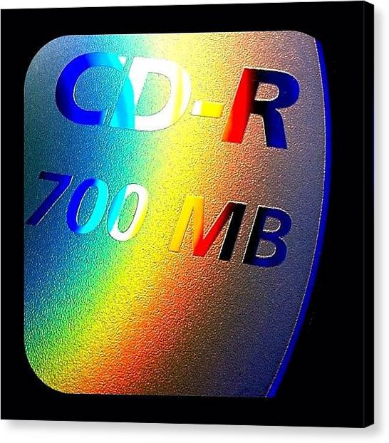 Rainbows Canvas Print - Cdr by Mark B