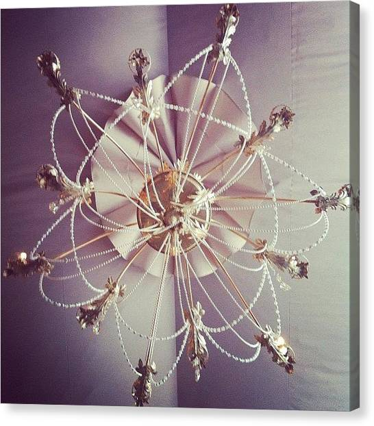 Pears Canvas Print - Chandelier Me by Crystal Peterson