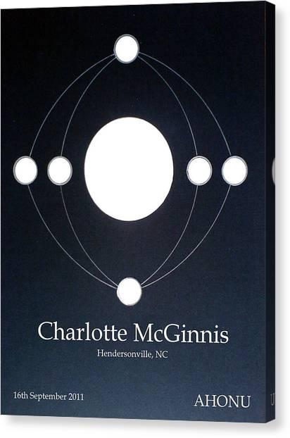 Charlotte Mcginnis Canvas Print