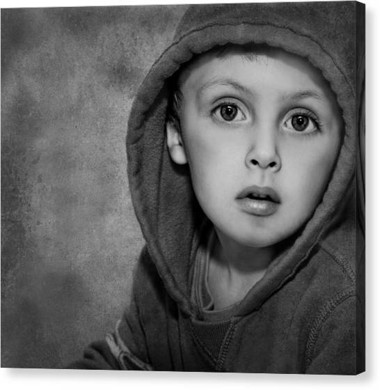 Child Hood Canvas Print by Pat Abbott