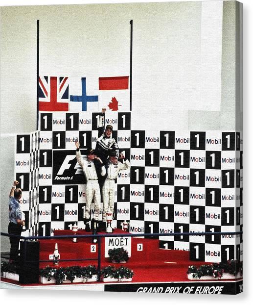 Circuito De Jerez 1997 Canvas Print